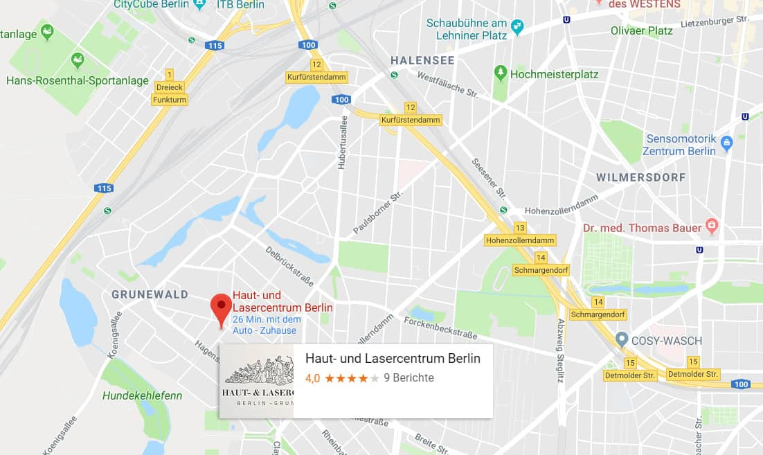 Haut- & Lasercentrum Berlin